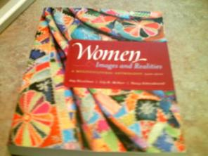 Women: Images & Realities, A Multicultural Anthology (College Book) - $65