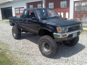 1989 Toyota Pickup lifted