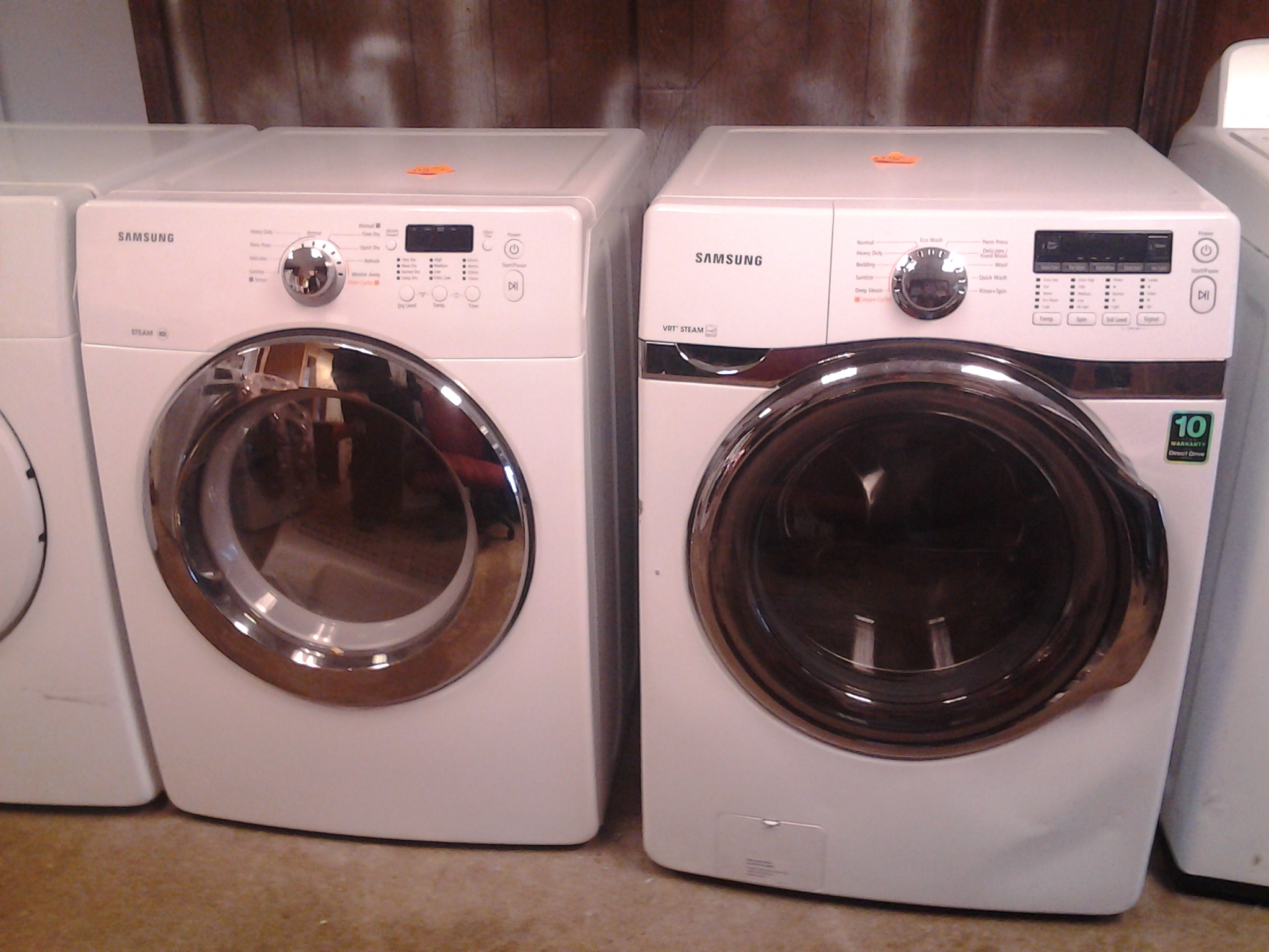 Used appliances, used refrigerators, used washers and Dryers, Scratch & dent, Floor Models and New Appliances available also